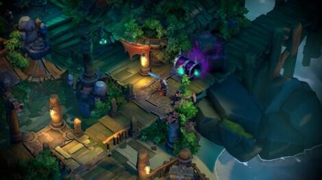 Battle Chasers: Nightwar Steam Key PC GLOBAL - rozgrywka - 10