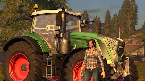 Farming Simulator 17 GIANTS Key GLOBAL - gameplay - 9