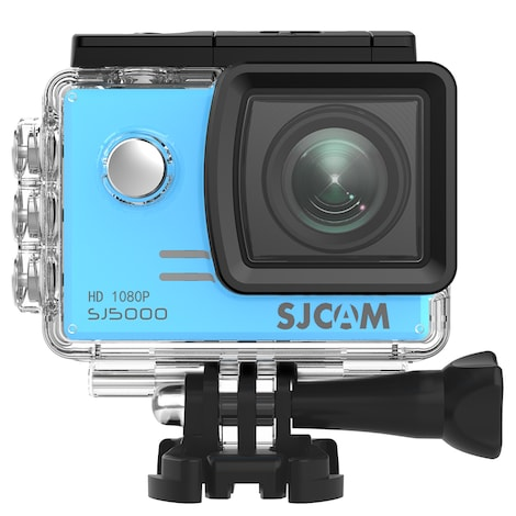 SJCAM SJ5000 Action Camera 14MP 1080p Ultra HD Waterproof Underwater Camera Camcorder Blue