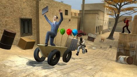 Counter-Strike: Source + Garry's Mod Steam Key GLOBAL - gameplay - 17