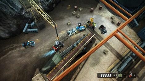Death Rally Steam Key GLOBAL - gameplay - 6