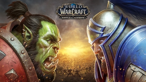 World of Warcraft: Battle for Azeroth Blizzard Key NORTH AMERICA
