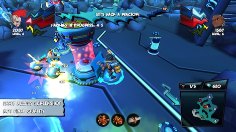 ZAMB! Biomutant Extermination Steam Key GLOBAL - gameplay - 7