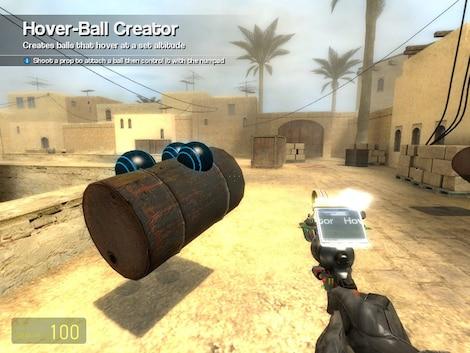 Counter-Strike: Source + Garry's Mod Steam Key GLOBAL - gameplay - 7