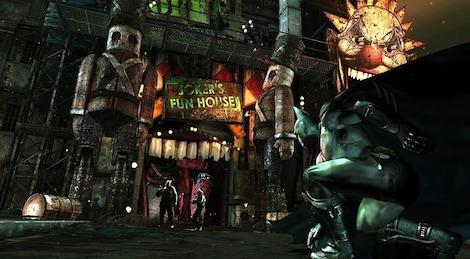 Batman: Arkham City GOTY Edition Steam Key GLOBAL - jugabilidad- 4