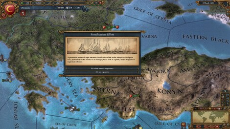 Europa Universalis IV Steam Key GLOBAL - gameplay - 5