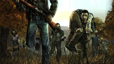 The Walking Dead: The Complete First Season PSN Key PS4 NORTH AMERICA - gameplay - 15