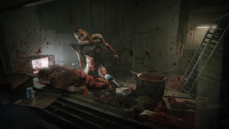 Outlast - Whistleblower Key Steam GLOBAL - zrzut ekranu - 4