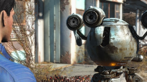 Fallout 4: Game of the Year Edition Steam Key PC GLOBAL - gameplay - 12