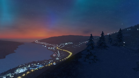 Cities: Skylines Snowfall Steam Key GLOBAL - screenshot - 15