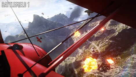 Battlefield 1 Deluxe Edition Origin Key EUROPE - gameplay - 8
