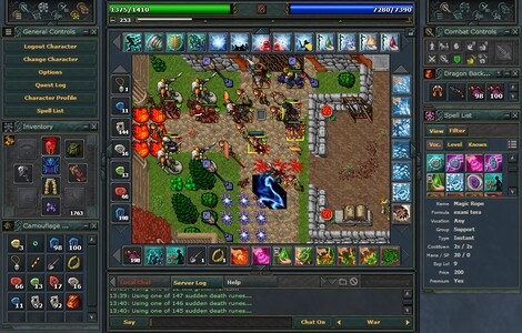 Tibia PACC Premium Time Cipsoft GLOBAL 30 Days Code - screenshot - 7