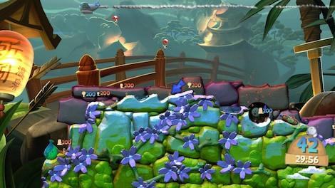 Worms Clan Wars Steam Key GLOBAL - gameplay - 12