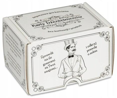 Karty Dżentelmenów: Edycja Podstawowa