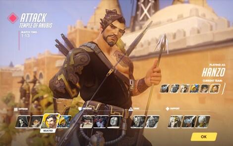 Overwatch Origins Edition PSN Key PS4 NORTH AMERICA - gameplay - 3