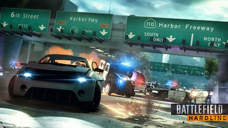 Battlefield: Hardline Origin Key GLOBAL - gameplay - 9