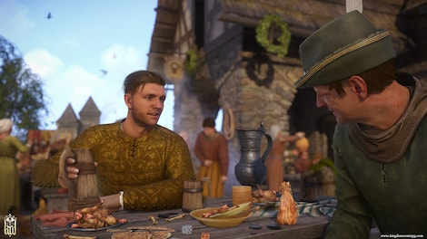 Kingdom Come: Deliverance Steam Key PC EUROPE - gameplay - 3