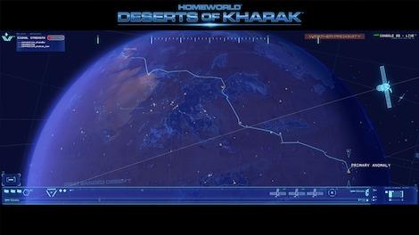 Homeworld: Deserts of Kharak Steam Key GLOBAL - gameplay - 3