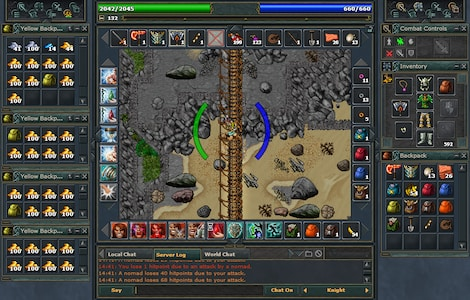 Tibia PACC Premium Time Cipsoft GLOBAL 30 Days Code - screenshot - 8
