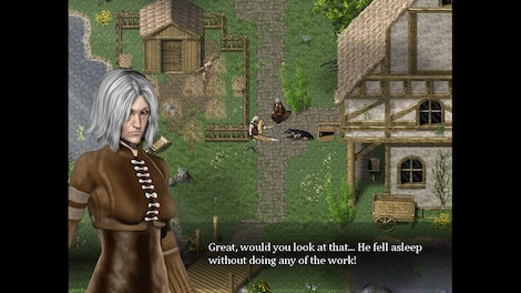 RPG Maker MV - Medieval: Town & Country Key Steam PC GLOBAL