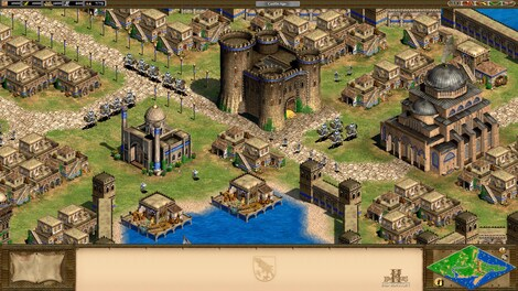 Age of Empires II HD Steam Key GLOBAL - gameplay - 3