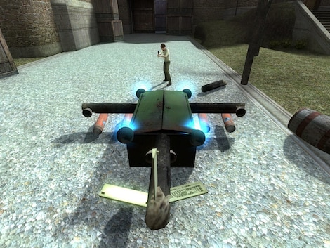 Counter-Strike: Source + Garry's Mod Steam Key GLOBAL - gameplay - 12