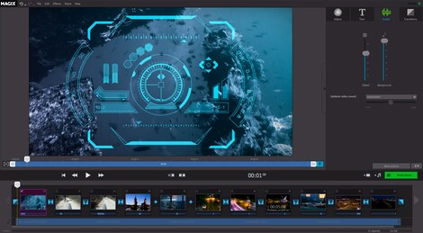 MAGIX Fastcut GLOBAL Key - screenshot - 3