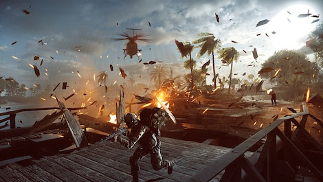 Battlefield 4 (ENGLISH ONLY) Origin Key PC GLOBAL - gameplay - 11