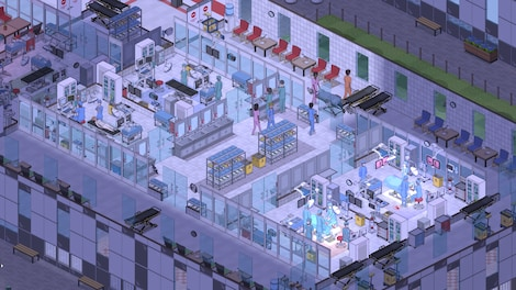 Project Hospital Steam Key GLOBAL - gameplay - 4