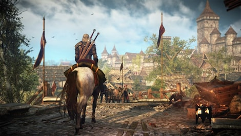 The Witcher 3: Wild Hunt GOTY Edition GOG.COM Key GLOBAL - gameplay - 10