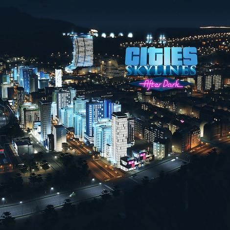 Cities: Skylines After Dark Steam Key GLOBAL - screenshot - 3