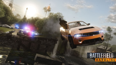 Battlefield: Hardline Origin Key GLOBAL - gameplay - 14