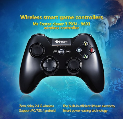 PXN-9603 Wireless Game Controller
