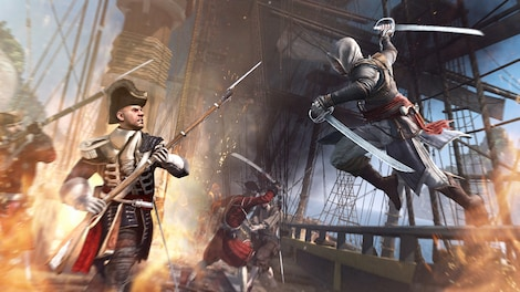 Assassin's Creed IV: Black Flag Uplay Key GLOBAL - gameplay - 4