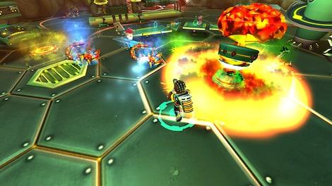 ZAMB! Biomutant Extermination Steam Key GLOBAL - gameplay - 3