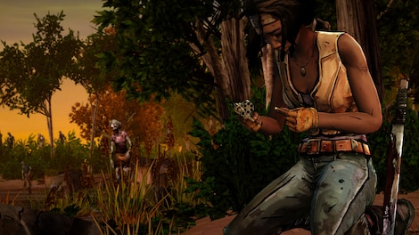 The Walking Dead: Michonne - A Telltale Miniseries Telltale Games Key GLOBAL - gameplay - 4