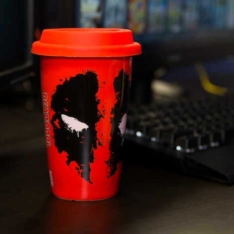 Deadpool Travel Mug - Marvel