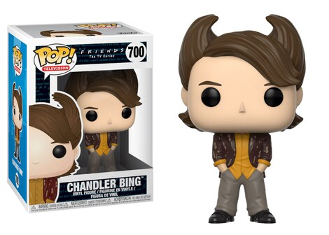 Funko Pop! Vinyl: Television - Friends - Chandler Bing 2