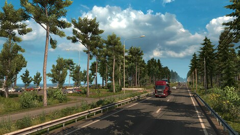 Euro Truck Simulator 2 - Beyond the Baltic Sea Steam Key GLOBAL - screenshot - 6