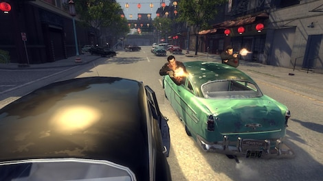 Mafia II PSN Key PS3 NORTH AMERICA