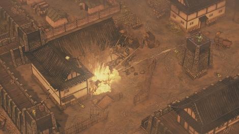 Shadow Tactics: Blades of the Shogun Steam Key GLOBAL - gameplay - 7