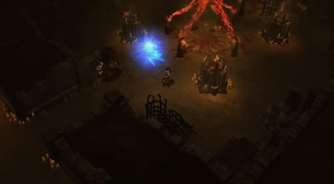Diablo 3 Blizzard Key PC EUROPE - gameplay - 14