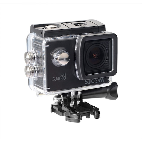 SJCAM SJ4000 WIFI Action Camera FHD1080P waterproof Underwater Camera 12MP Sports Camcorder  Red - product photo 1