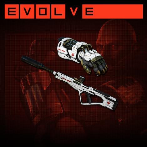 Evolve - Medic Victory Skin Pack Gift Steam GLOBAL - screenshot - 3