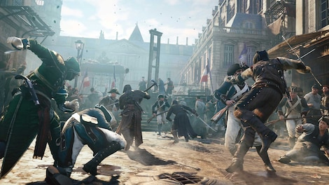 Assassin's Creed Unity XBOX LIVE Key GLOBAL - gameplay - 3