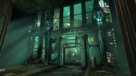 BioShock: The Collection Steam Key GLOBAL - gameplay - 8