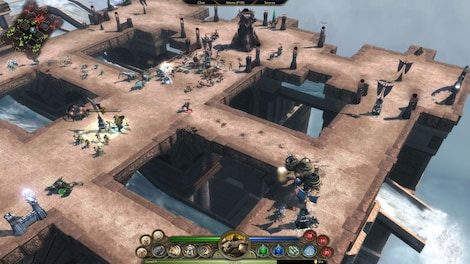 Demigod Steam Key GLOBAL - gameplay - 3