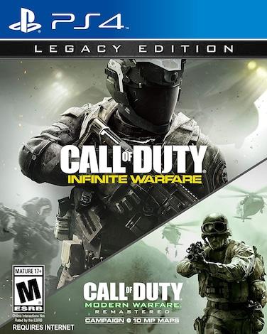 Ps4 Call Of Duty Infinite Warfare Legacy Edition G2a Com