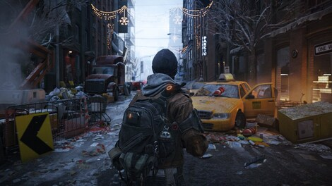 Tom Clancy's The Division Uplay Key ROW - gameplay - 4