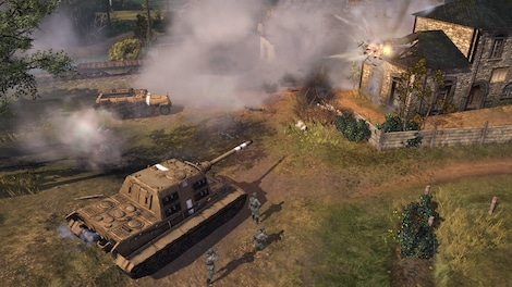 Company of Heroes 2 - The Western Front Armies Key Steam GLOBAL - screenshot - 8